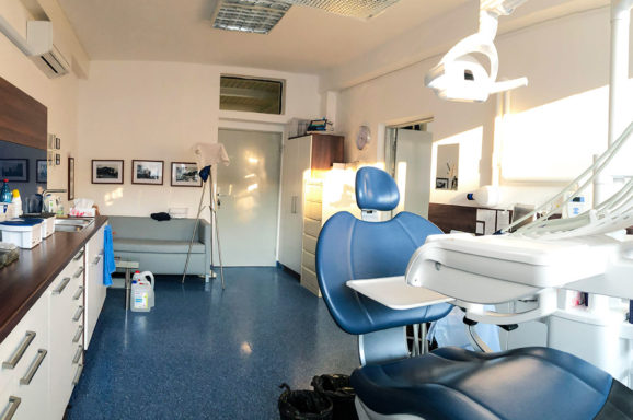 Ambulancia Dentino